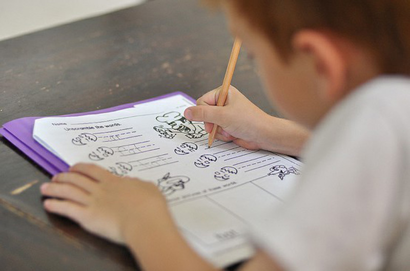 essay on homework should be given Homework has historically been given to students to reinforce what they learn at  school, and ultimately to help them learn the material better however, too much.