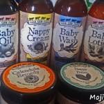 Healthy skin care Products for babies