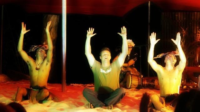 Yanguwah cultural dancing