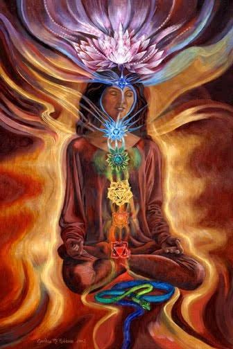 raise your vibrational energy