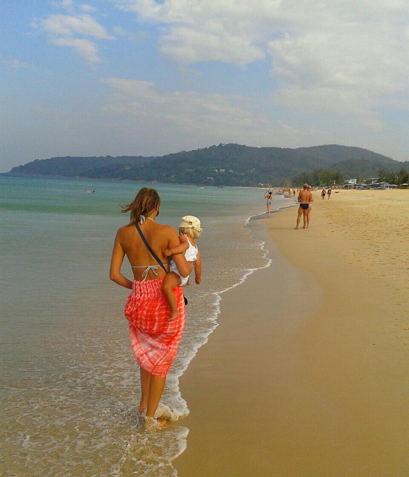 Karon Beach Phuket Thailand beaches