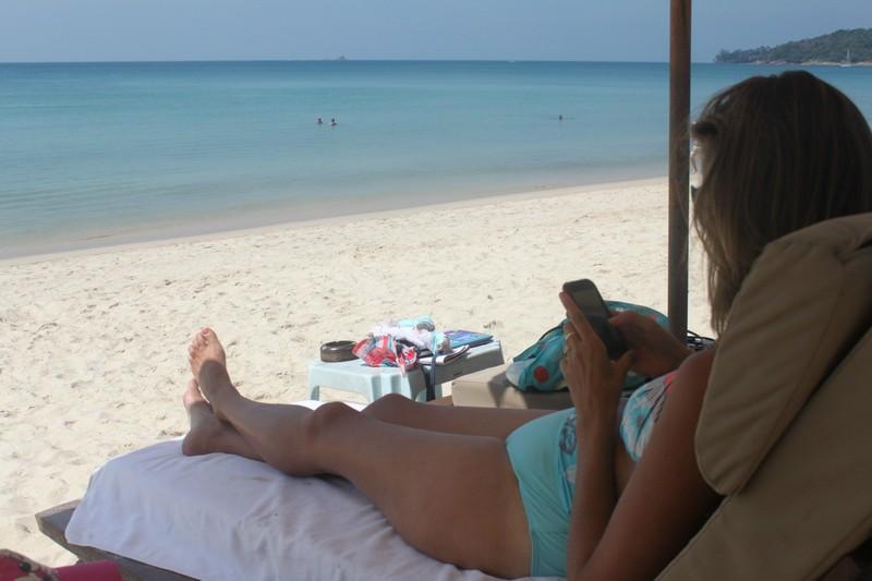 Laguna Beach Phuket Thailand