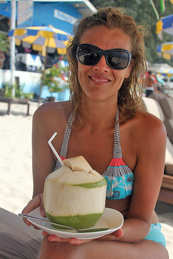 Coconut water Thailand