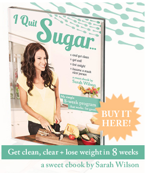 I quit sugar ebook