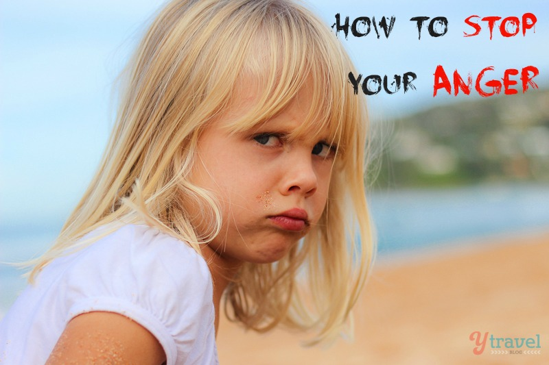how to stop your anger