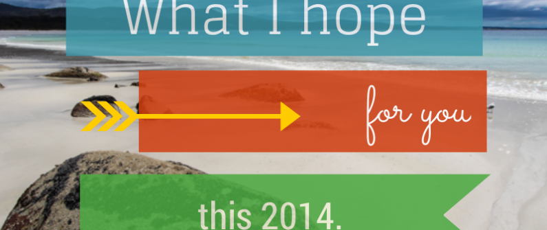 What I hope 2014